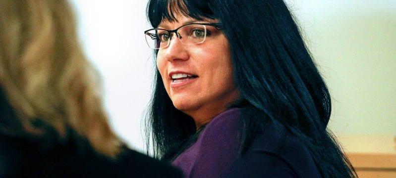 Engine Room co-founder & COO Carole-Lynn Glass